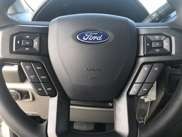 2019 Ford F-550 Crew Cab DRW 4x4, Milron Aluminum Service Crane Body #KEG51007 - photo 17