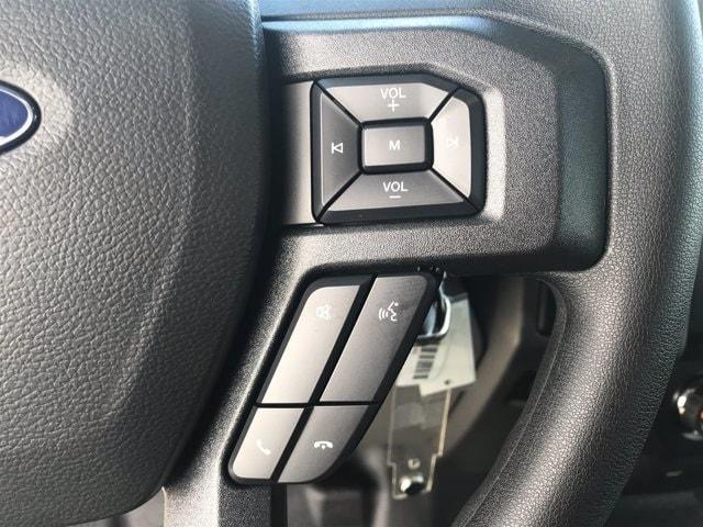 2019 Ford F-550 Crew Cab DRW 4x4, Milron Aluminum Service Crane Body #KEG51007 - photo 19