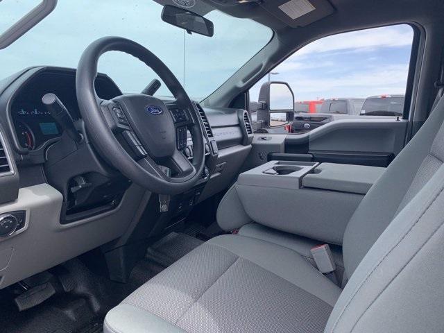 2019 Ford F-550 Crew Cab DRW 4x4, Milron Aluminum Service Crane Body #KEG51007 - photo 10