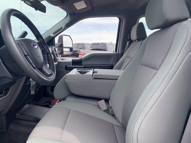 2019 Ford F-550 Crew Cab DRW 4x4, Milron Aluminum Service Crane Body #KEG51007 - photo 11