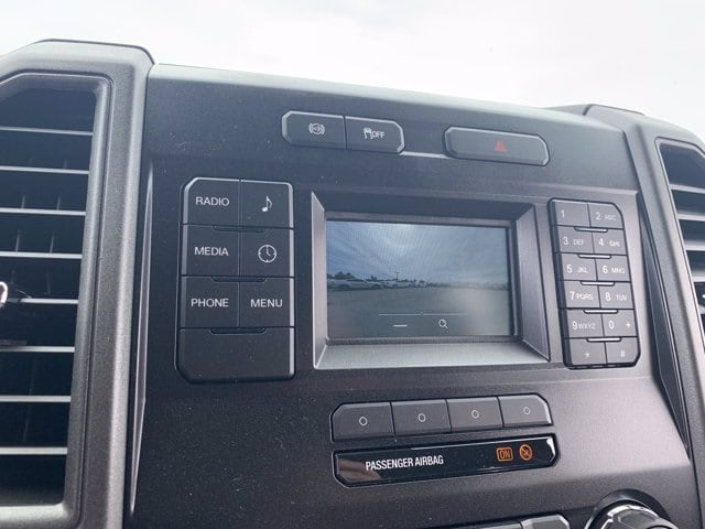 2019 Ford F-550 Crew Cab DRW 4x4, Milron Aluminum Service Crane Body #KEG51007 - photo 13