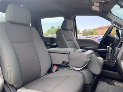 2019 Ford F-550 Crew Cab DRW 4x4, Milron Aluminum Service Crane Body #KEG51007 - photo 6