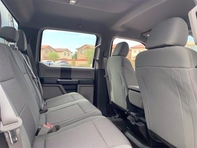 2019 Ford F-550 Crew Cab DRW 4x4, Milron Aluminum Service Crane Body #KEG51007 - photo 8
