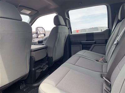 2019 Ford F-550 Crew Cab DRW 4x4, Milron Aluminum Service Crane Body #KEG51007 - photo 9