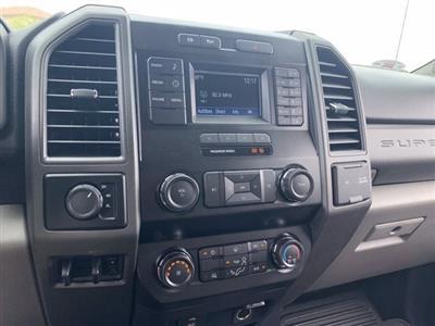 2019 Ford F-550 Crew Cab DRW 4x4, Milron Aluminum Service Crane Body #KEG51007 - photo 12