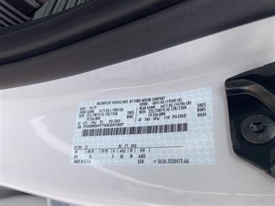 2019 Ford F-550 Crew Cab DRW 4x4, Milron Aluminum Service Crane Body #KEG51007 - photo 16