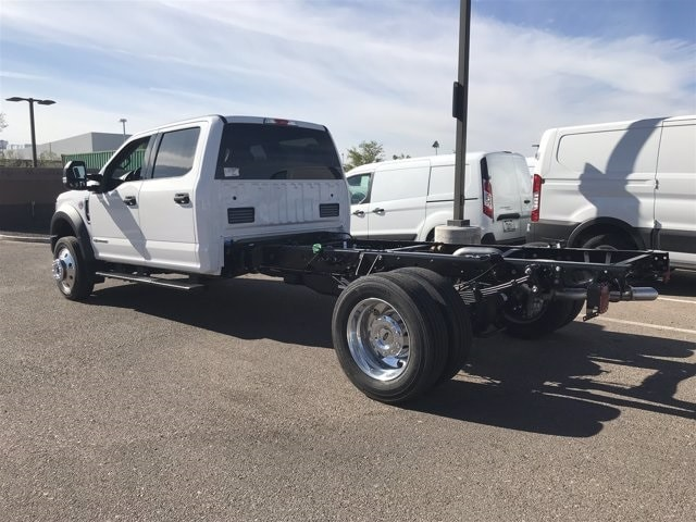 2019 Ford F-550 Crew Cab DRW 4x4, Cab Chassis #KEG55281 - photo 3
