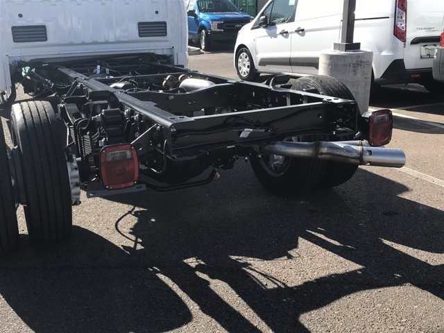 2019 Ford F-550 Crew Cab DRW 4x4, Cab Chassis #KEG55282 - photo 5