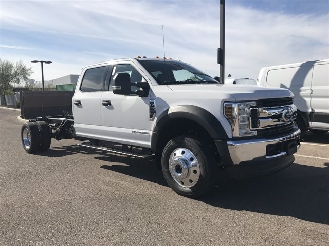 2019 Ford F-550 Crew Cab DRW 4x4, Cab Chassis #KEG55282 - photo 1