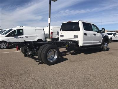 2019 Ford F-550 Crew Cab DRW 4x4, Cab Chassis #KEG55282 - photo 2