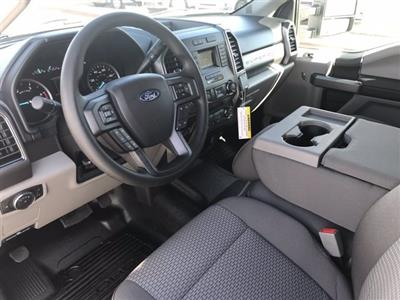 2019 Ford F-550 Crew Cab DRW 4x4, Cab Chassis #KEG55282 - photo 13