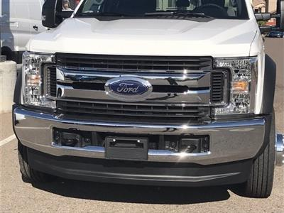 2019 Ford F-550 Crew Cab DRW 4x4, Cab Chassis #KEG55287 - photo 4
