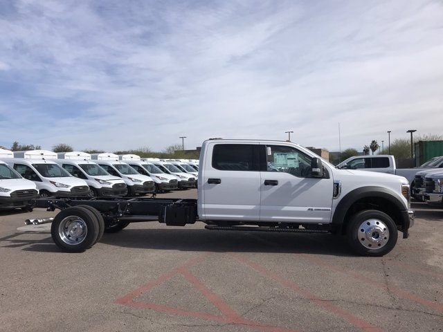 2019 Ford F-550 Crew Cab DRW 4x4, Cab Chassis #KEG55291 - photo 4