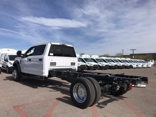 2019 Ford F-550 Crew Cab DRW 4x4, Cab Chassis #KEG55291 - photo 7