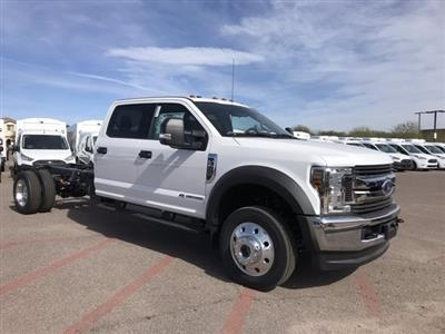 2019 Ford F-550 Crew Cab DRW 4x4, Cab Chassis #KEG55291 - photo 1
