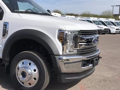2019 Ford F-550 Crew Cab DRW 4x4, Cab Chassis #KEG55291 - photo 3