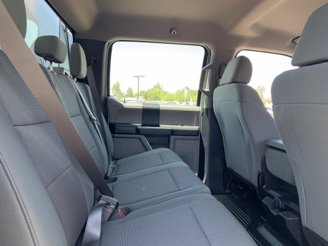 2019 F-550 Crew Cab DRW 4x4, Milron Aluminum Service Crane Body #KEG55293 - photo 11