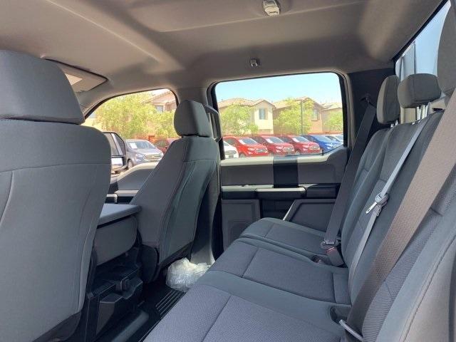 2019 Ford F-550 Crew Cab DRW 4x4, Milron Aluminum Service Crane Body #KEG55293 - photo 12