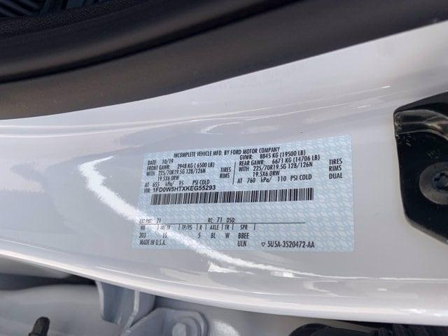 2019 Ford F-550 Crew Cab DRW 4x4, Milron Aluminum Service Crane Body #KEG55293 - photo 18