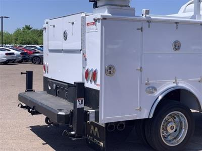 2019 F-550 Crew Cab DRW 4x4, Milron Aluminum Service Crane Body #KEG55293 - photo 8