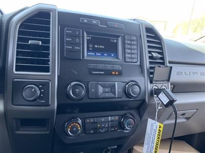 2019 F-550 Crew Cab DRW 4x4, Milron Aluminum Service Crane Body #KEG55293 - photo 15