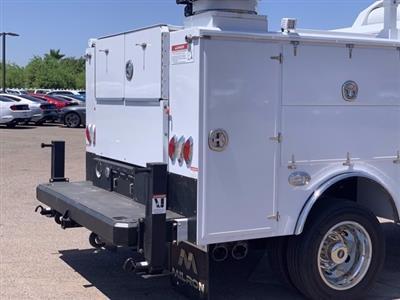 2019 Ford F-550 Crew Cab DRW 4x4, Milron Aluminum Service Crane Body #KEG55293 - photo 8