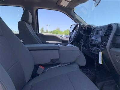 2019 Ford F-550 Crew Cab DRW 4x4, Milron Aluminum Service Crane Body #KEG55293 - photo 10