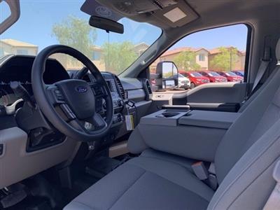 2019 Ford F-550 Crew Cab DRW 4x4, Milron Aluminum Service Crane Body #KEG55293 - photo 13