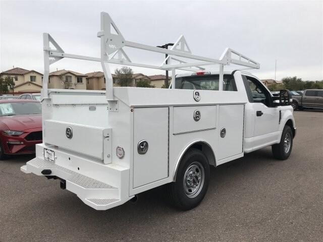 2019 F-250 Regular Cab 4x2, RhinoPro Truck Outfitters Service Body #KEG75770 - photo 1