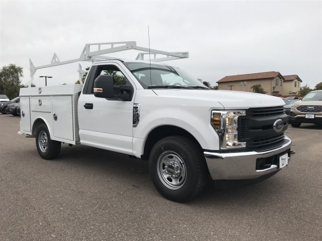 2019 F-250 Regular Cab 4x2, RhinoPro Truck Outfitters Service Body #KEG75771 - photo 1