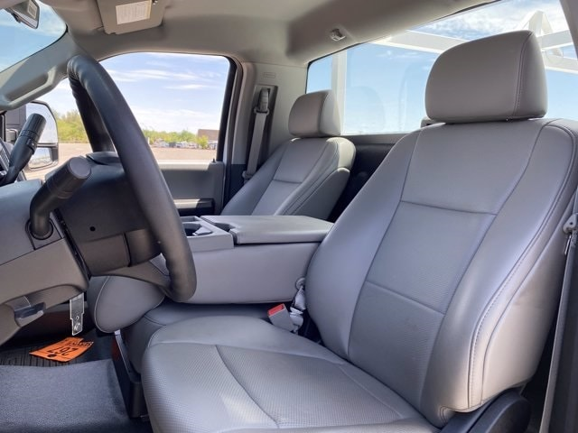 2019 Ford F-550 Regular Cab DRW 4x2, Scelzi SEC Combo Body #KEG78416 - photo 12