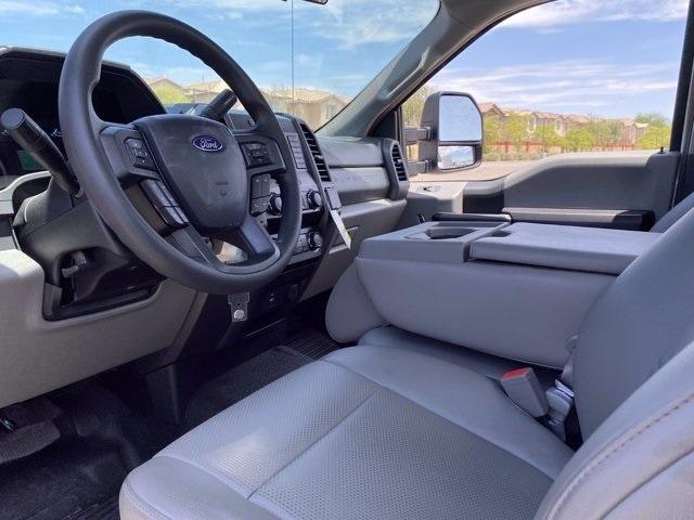2019 Ford F-550 Regular Cab DRW 4x2, Scelzi SEC Combo Body #KEG78416 - photo 13