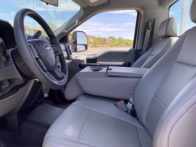 2019 Ford F-550 Regular Cab DRW 4x2, Scelzi SEC Combo Body #KEG78416 - photo 14