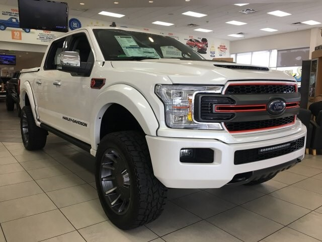 2019 F-150 SuperCrew Cab 4x4, Pickup #KFA41955 - photo 1