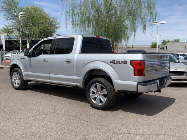 2019 F-150 SuperCrew Cab 4x4,  Pickup #KFB17883 - photo 3