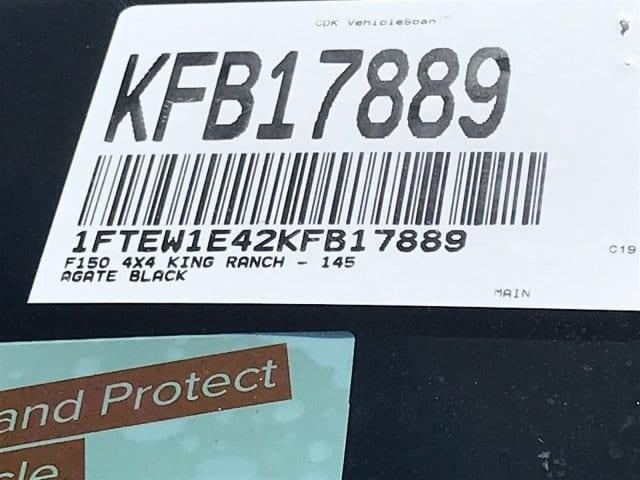 2019 F-150 SuperCrew Cab 4x4,  Pickup #KFB17889 - photo 12
