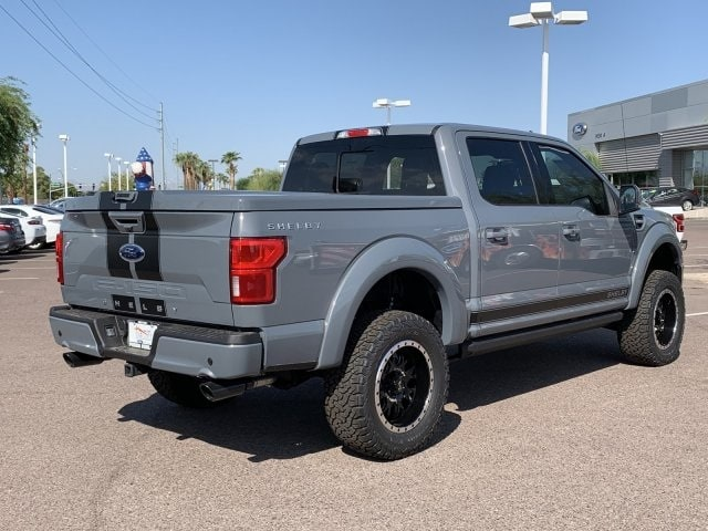 2019 F-150 SuperCrew Cab 4x4, Shelby Pickup #KFB96220 - photo 2