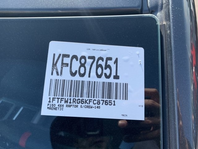 2019 F-150 SuperCrew Cab 4x4,  Pickup #KFC87651 - photo 12