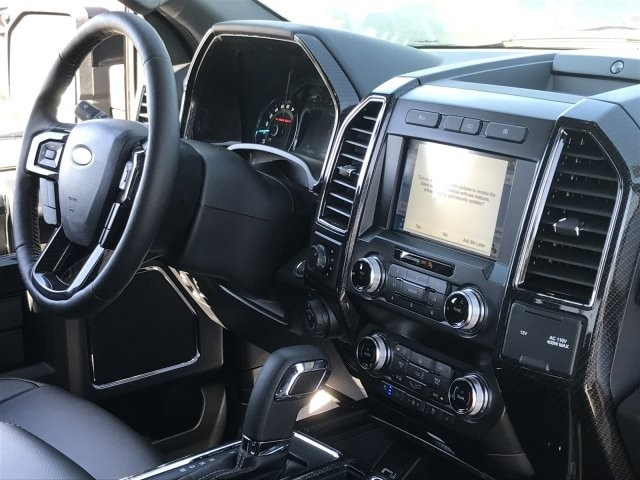 2019 F-150 SuperCrew Cab 4x4, Tuscany Pickup #KFC89234 - photo 7