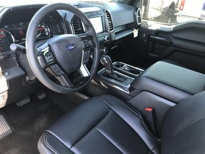 2019 F-150 SuperCrew Cab 4x4, Tuscany Pickup #KFC89234 - photo 10