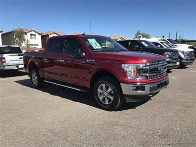 2019 F-150 SuperCrew Cab 4x4, Pickup #KFD54038 - photo 1