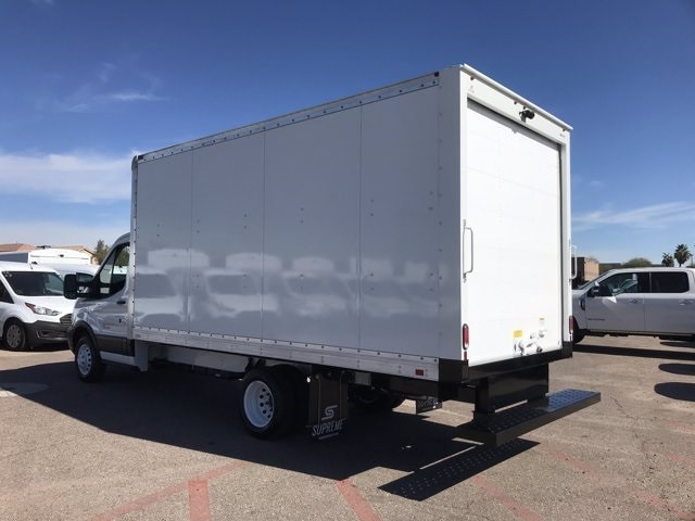 2019 Ford Transit 350 HD DRW 4x2, Supreme Iner-City Dry Freight #KKA02700 - photo 7
