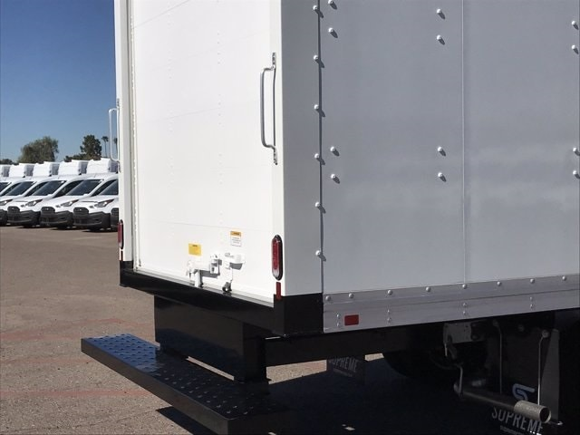 2019 Ford Transit 350 HD DRW 4x2, Supreme Iner-City Dry Freight #KKA02700 - photo 8