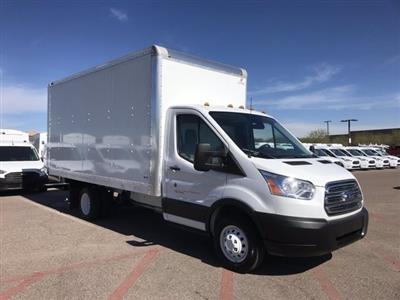 2019 Ford Transit 350 HD DRW 4x2, Supreme Iner-City Dry Freight #KKA02700 - photo 1