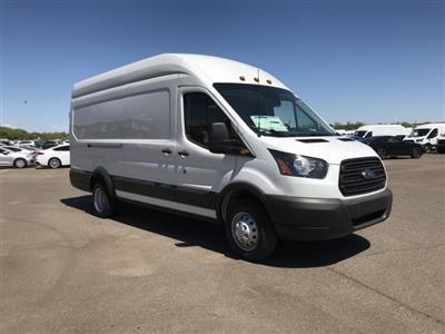 2019 Transit 350 HD High Roof DRW 4x2,  Empty Cargo Van #KKA20514 - photo 1