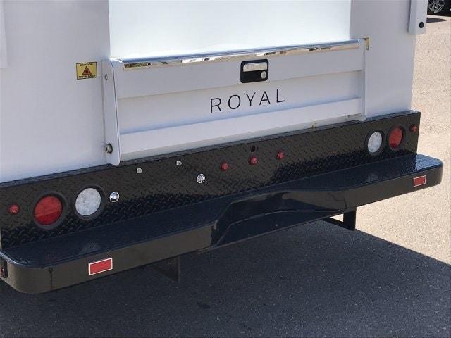2019 Transit 350 HD DRW 4x2,  Royal TR 125 Transit Service Body #KKA24599 - photo 5