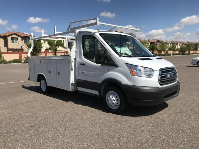 2019 Transit 350 HD DRW 4x2,  Royal Service Body #KKA24599 - photo 1