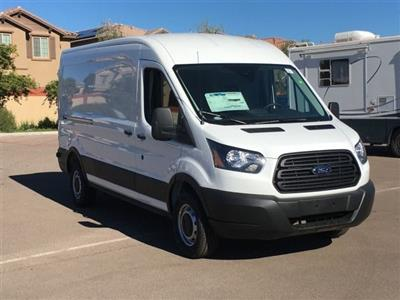 2019 Transit 250 Med Roof 4x2,  Empty Cargo Van #KKA28567 - photo 1