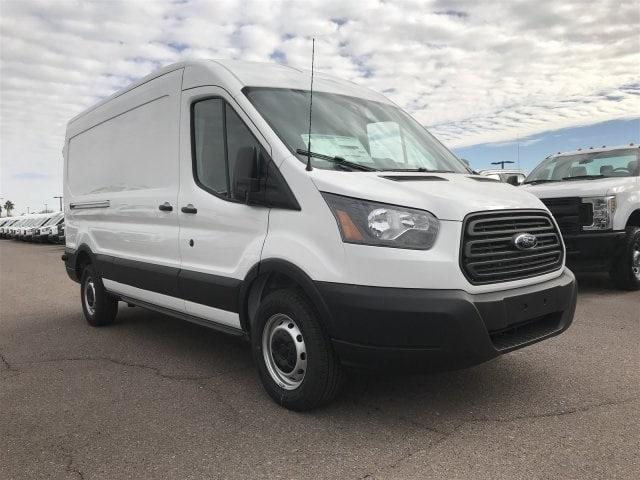 2019 Transit 250 Med Roof 4x2,  Empty Cargo Van #KKA28570 - photo 1