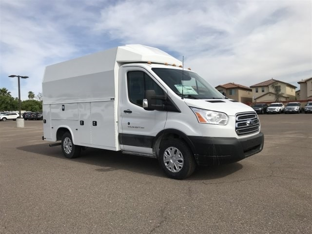New 2019 Ford Transit 350 Service Utility Van For Sale In Peoria Az